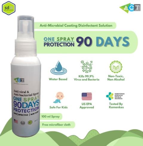 ecogreen anti microbial 100 ml